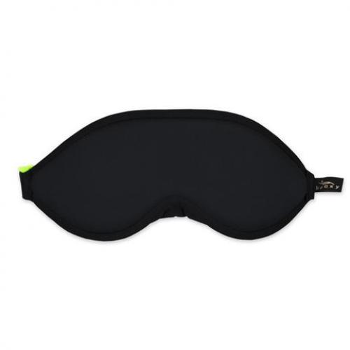 Sleep Mask Block Out With Ear Plugs Black