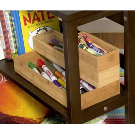 Drawer Organizer Bamboo 3x6