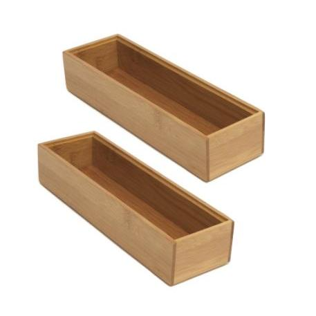 Drawer Organizer Bamboo 3x9