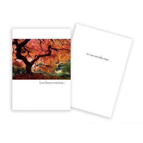 Sympathy - Red Tree