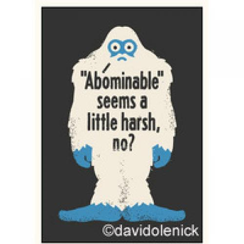 Magnet - Abominable Is Harsh