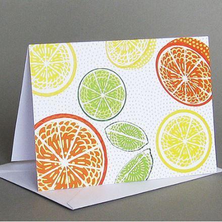 Vermont Artist - Citrus