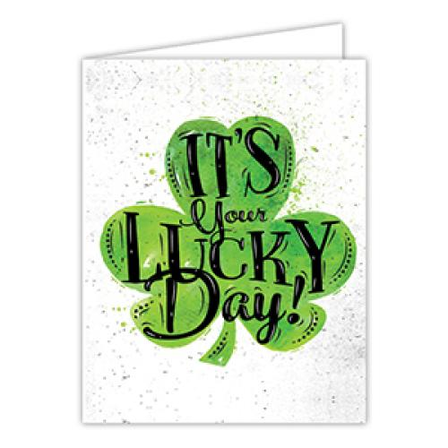 St. Patricks Day - Its Your Lucky Day