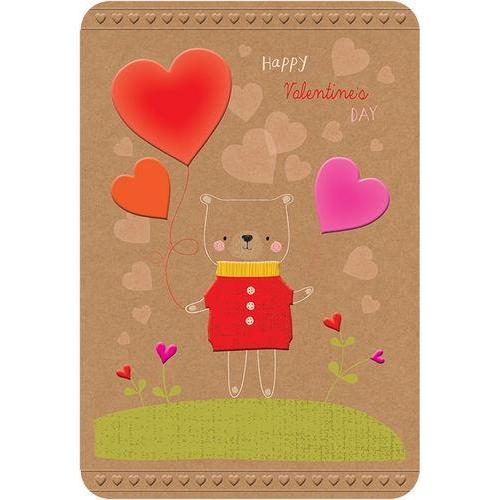 Valentine - Teddy In Sweater