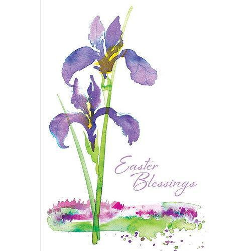Easter - Purple Flowers