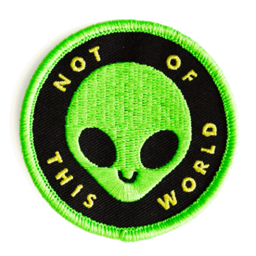 Patch - Not Of This World