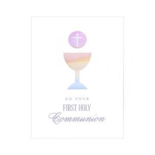 Communion Chalice And Wafer