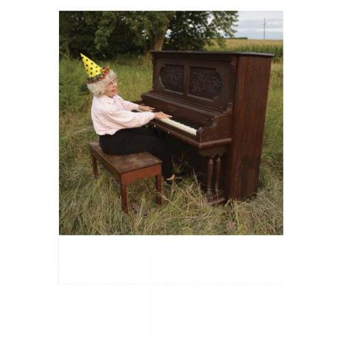 Birthday - Lady At Piano