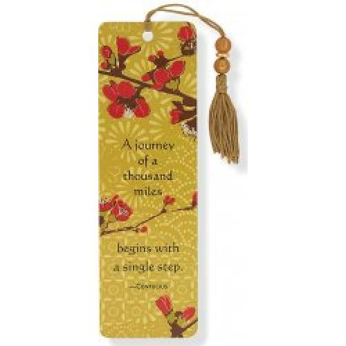 Bookmarks - Beaded Japonica