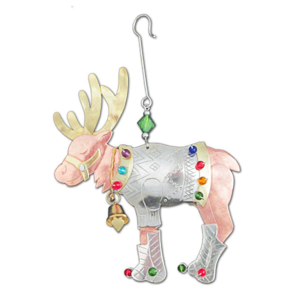 Ornament - Old Fashioned Reindeer
