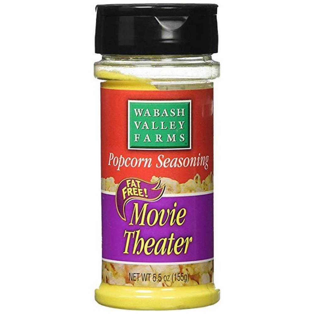 Popcorn Topping Seasoning, Movie Theater Style