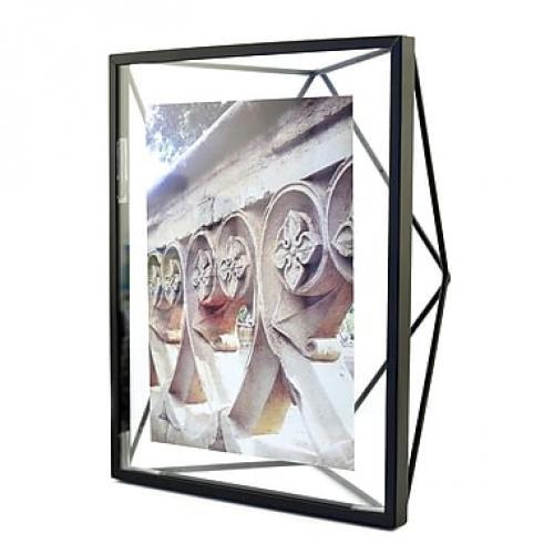 Prisma Frame Photo Display 5x7 Black