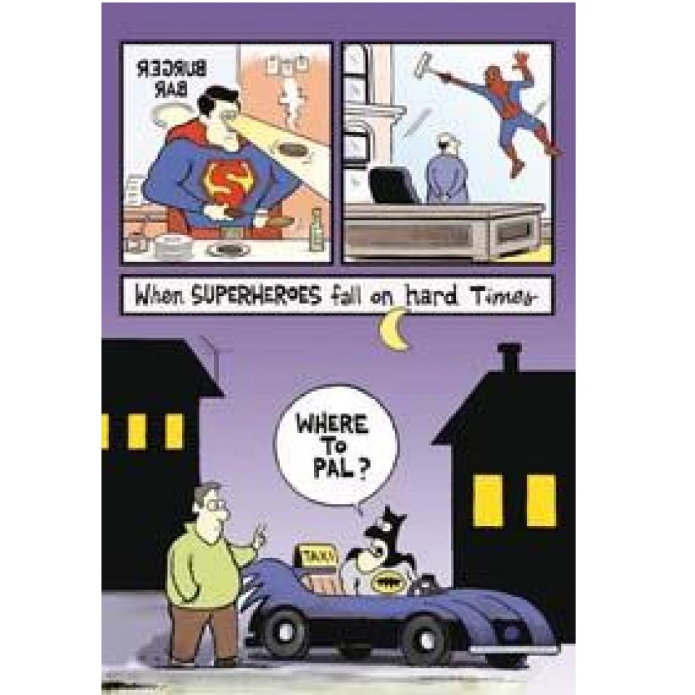 Birthday - Where To Pal - Batman