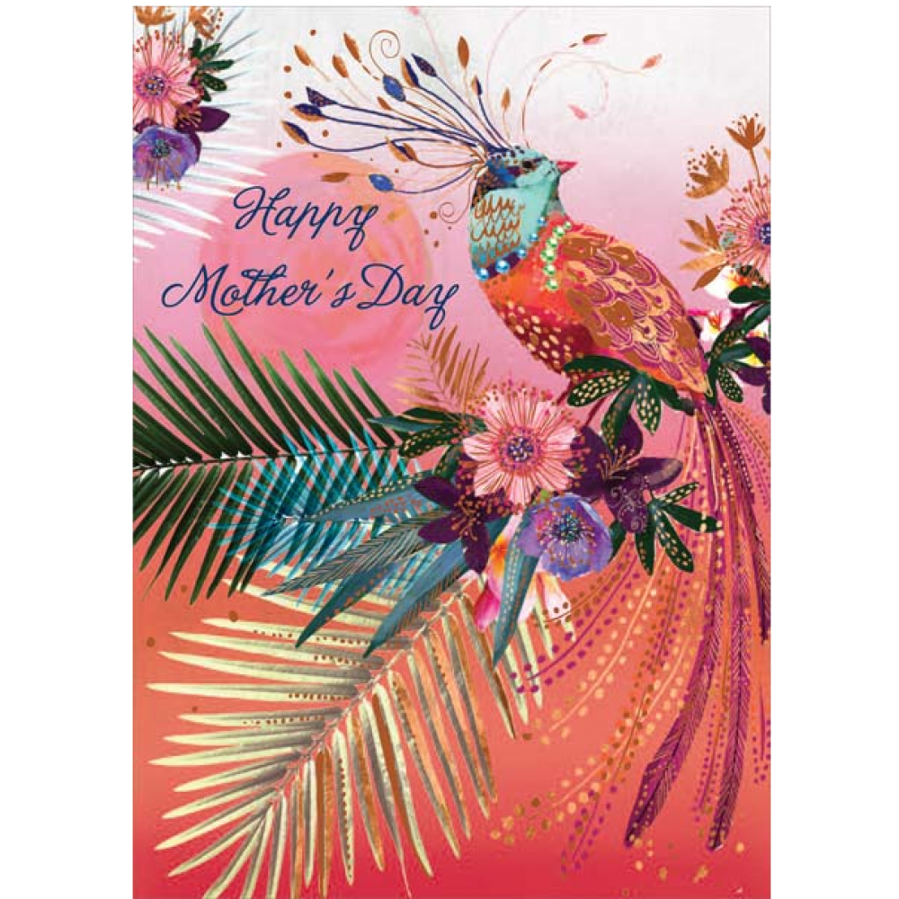 Mothers Day - Bird Paradise