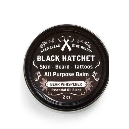 Black Hatchet All Purpose Balm Bear Whisperer