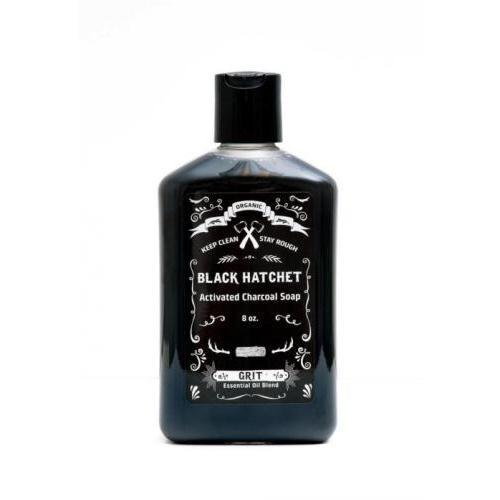 Black Hatchet Body Wash Grit