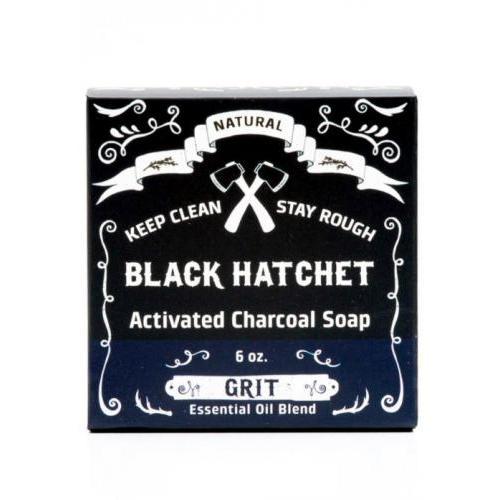 Black Hatchet Soap Bar Grit