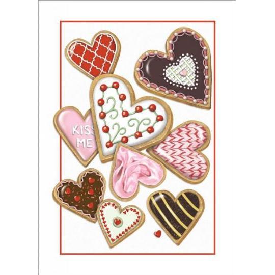 Valentine - Heart Cookies