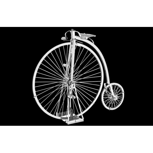 Metal Model Kit Penny Farthing