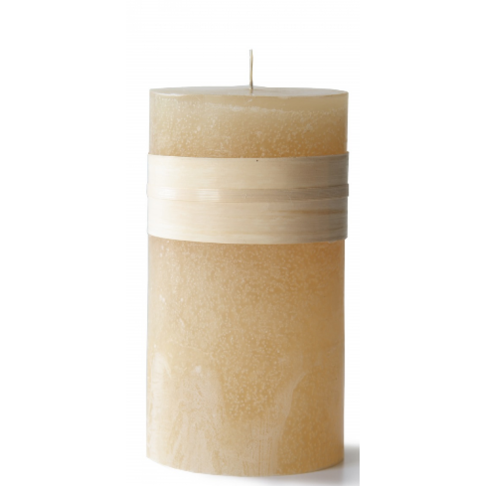 3.25 X 3in Pillar Candle - Sand