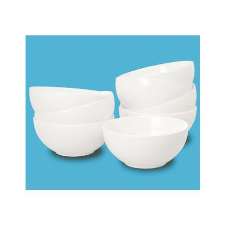Dinnerware Basic White Bowl