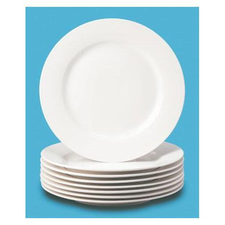 Dinnerware Basic White Dinner Plate
