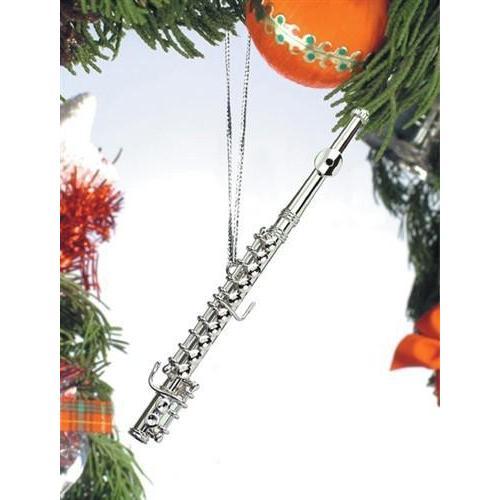 Ornament Flute Silver