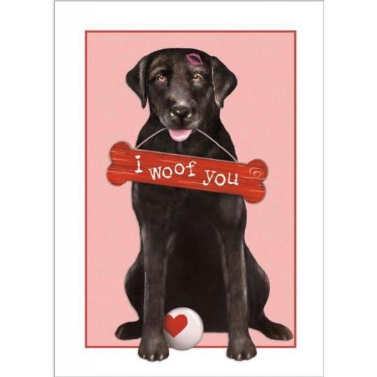 Valentine - Lab Love