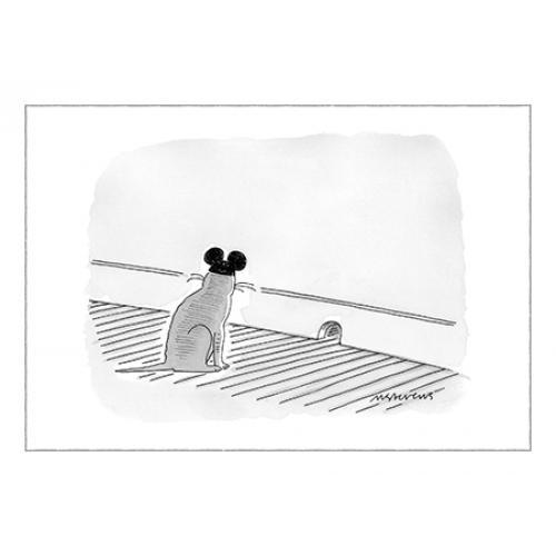 Any Occasion - New Yorker - Mickey Mouse Cat