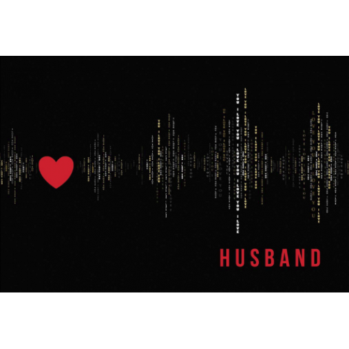 Valentine - Husband No One Makes My Heart Beat Like You