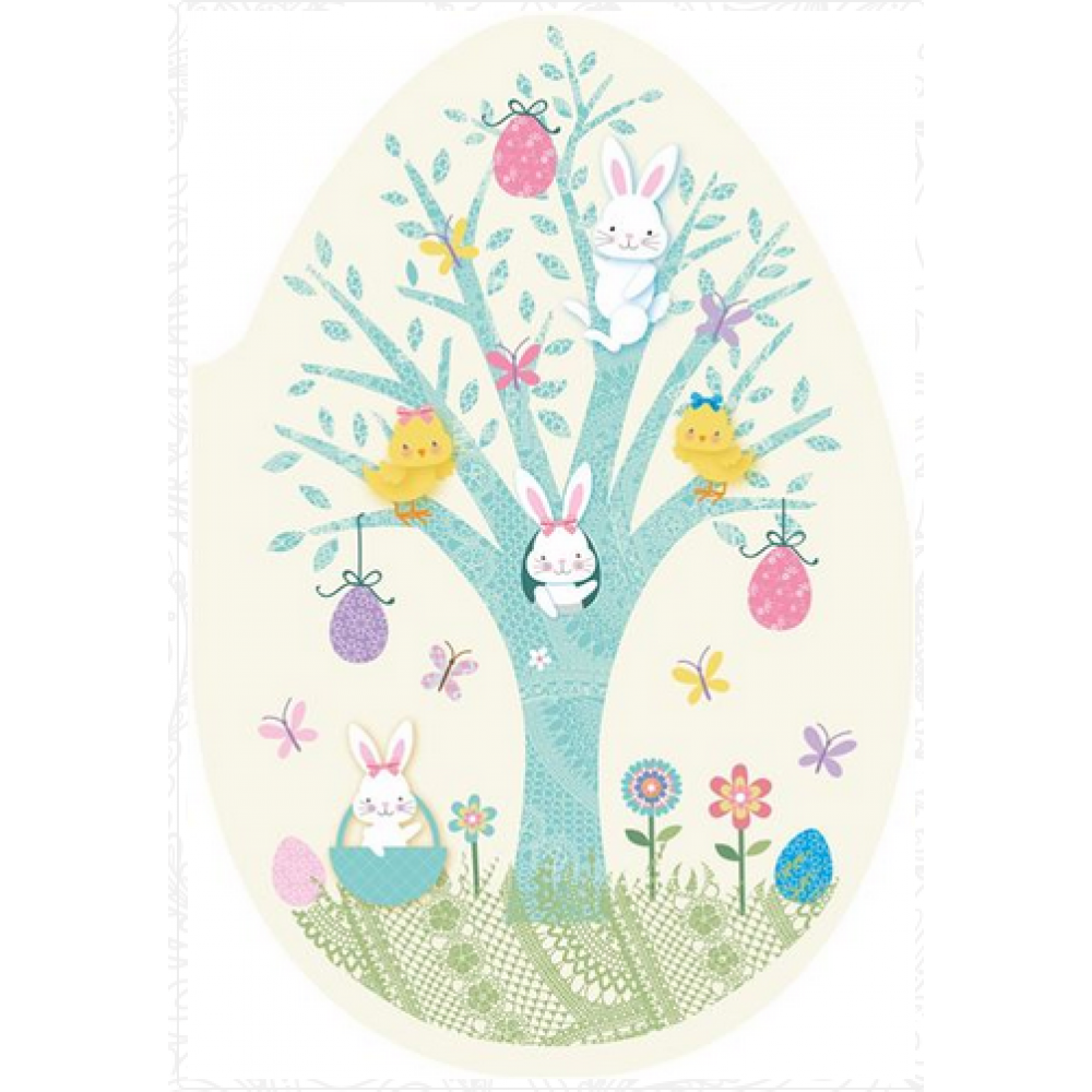 Easter - Hope Your Day Is Filled With Fun And Happy Surprises