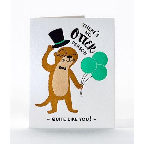 Birthday - Otter Birthday