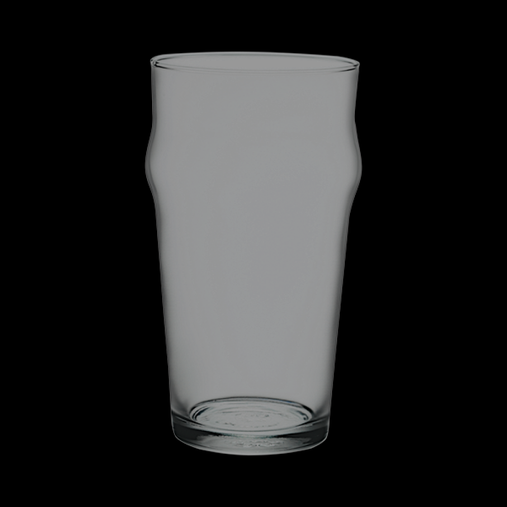Drinkware Beer Glass Nnoix Pub Stacking 20oz