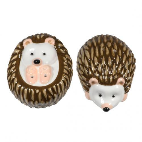 Christmas - Salt And Pepepr Shaker - Hedgehog