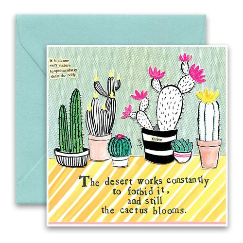 Any Occasion - Cactus