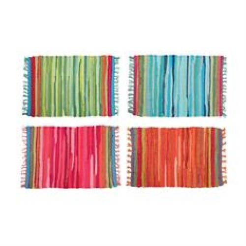 Placemat Multi Stripe  (Each Sold Separately)