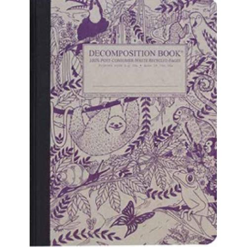 Decomposition Notebook - Rainforest