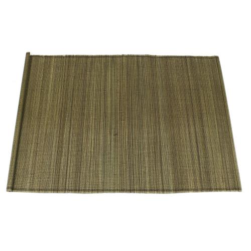 Placemat Bamboo 13x19 Antique Gold (set/4)