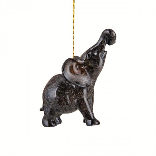 Christmas - Ornament - African Elephant