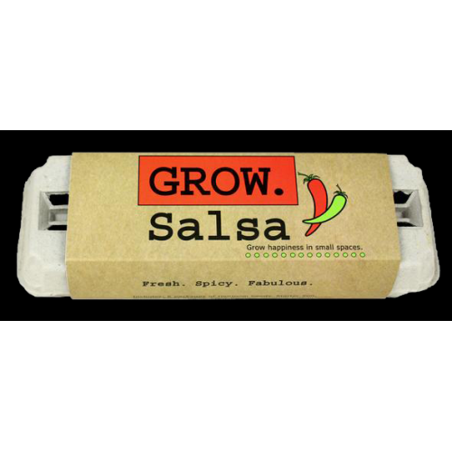 Seed Kit Grow Garden Salsa