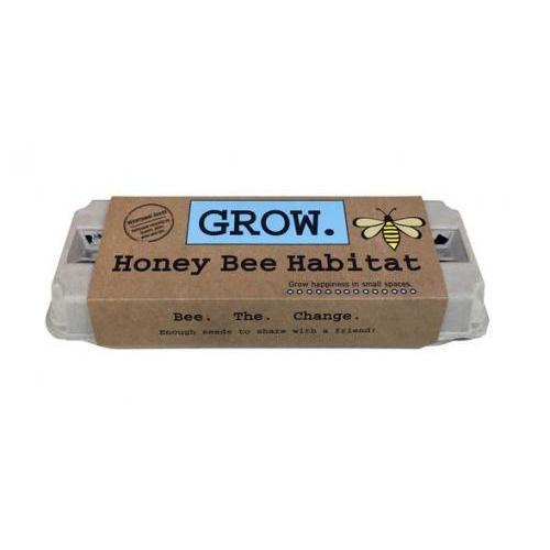 Seed Kit Grow Garden Bee