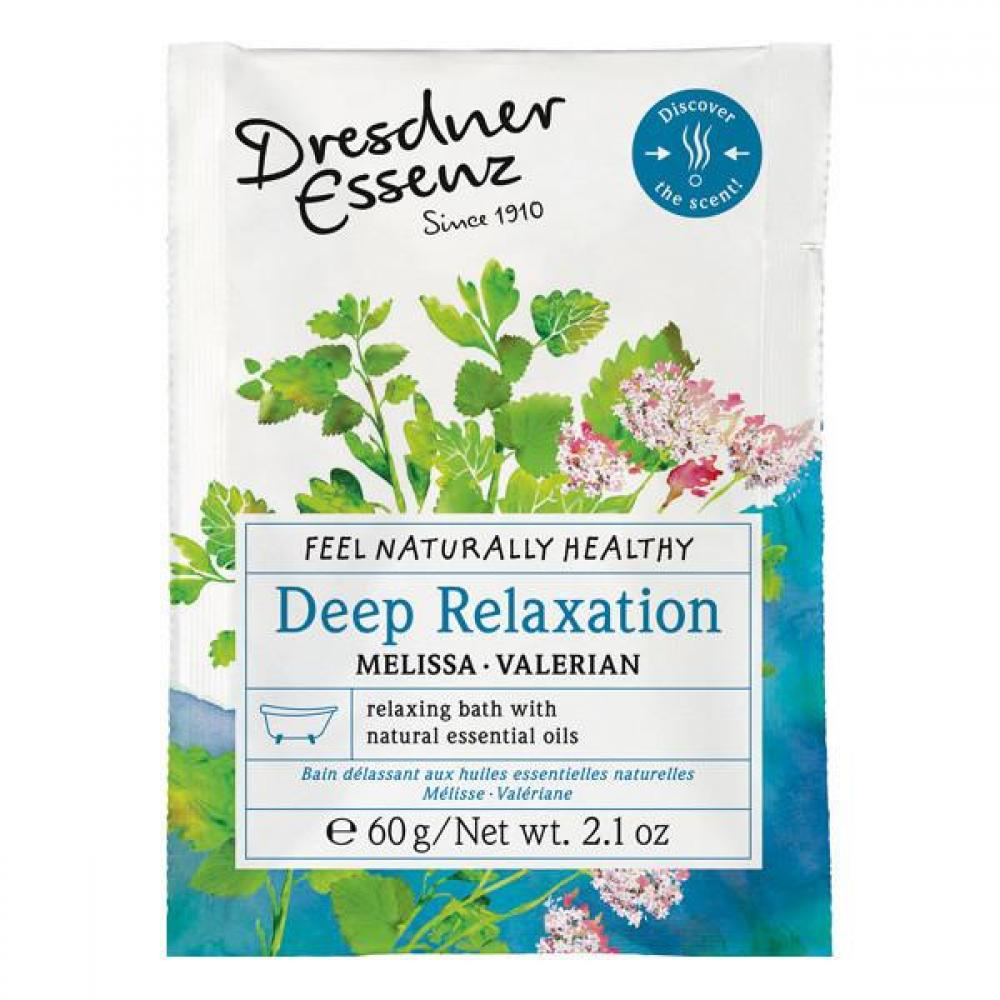 Health Bath Deep Relaxation Melissa Lavender