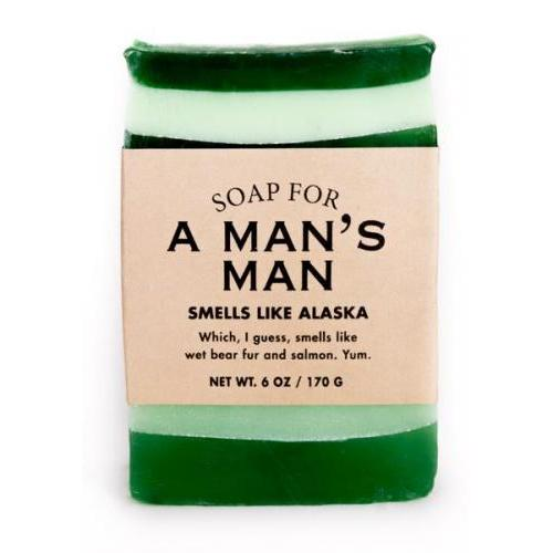 Soap - Mans Man