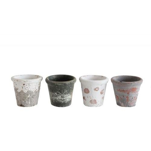 Flower Planter Pot 4 Styles