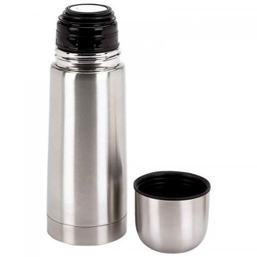 Travel Tumbler Mug Vaccuum Bottle Stainless Steel 12oz