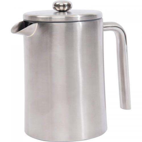 Coffee Maker French Press Stainless Steel Double Wall 40.5oz (wyndham)