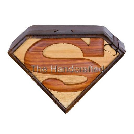 Puzzle Box Superman