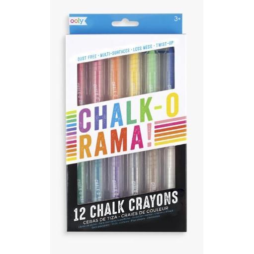 Chalk-o-rama Chalk Crayons