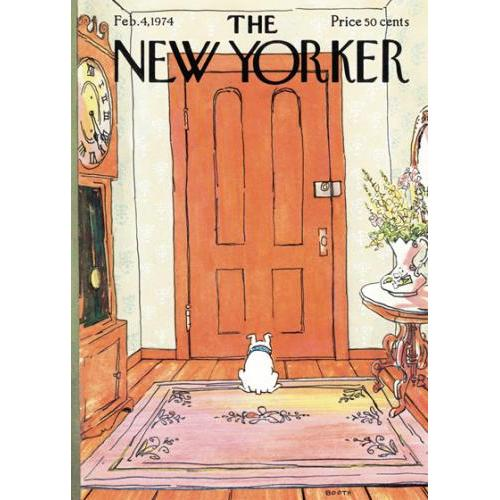 Any Occasion - New Yorker - Dog At The Door