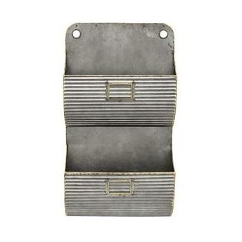 Metal Wall Pocket